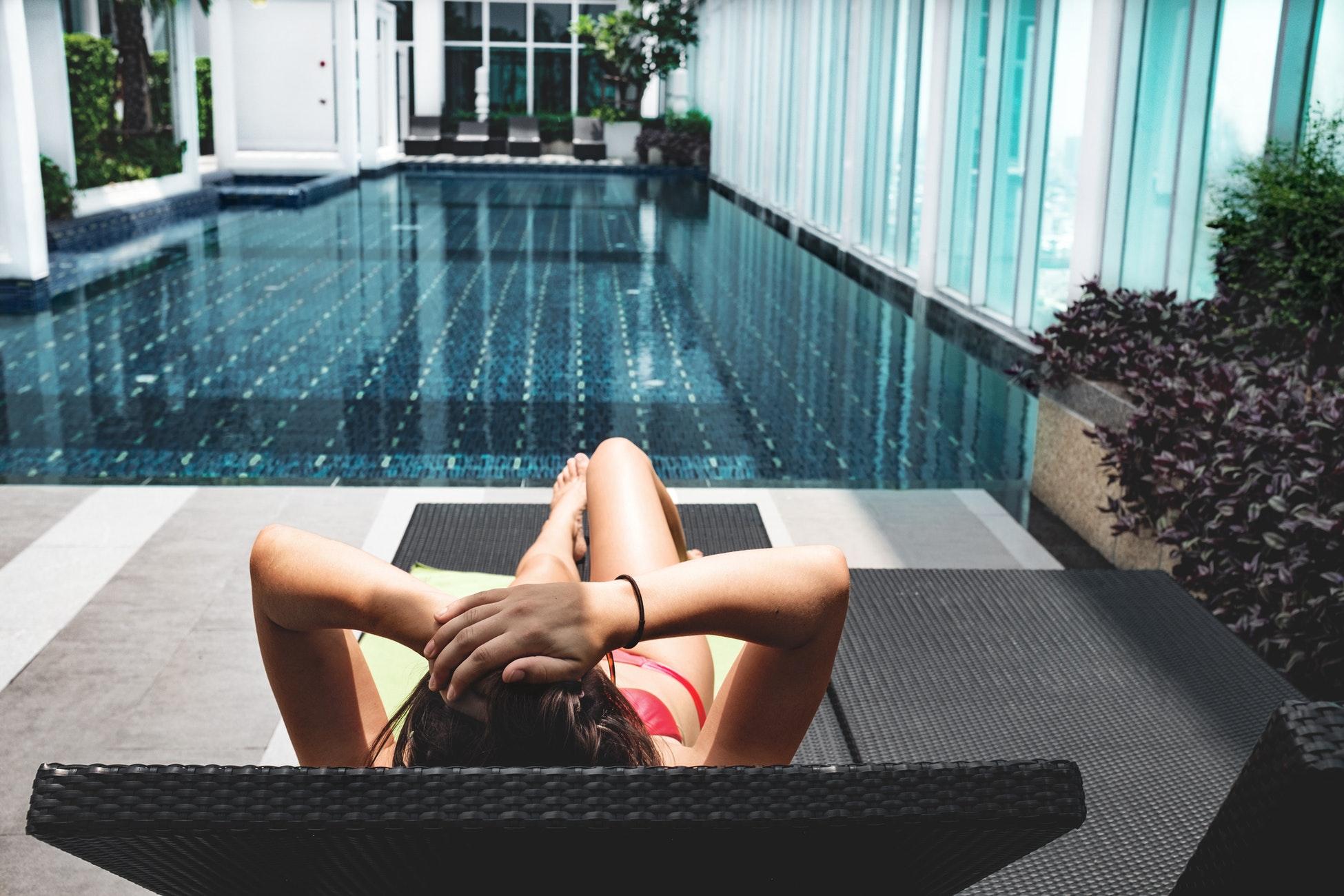 luxury hotel life