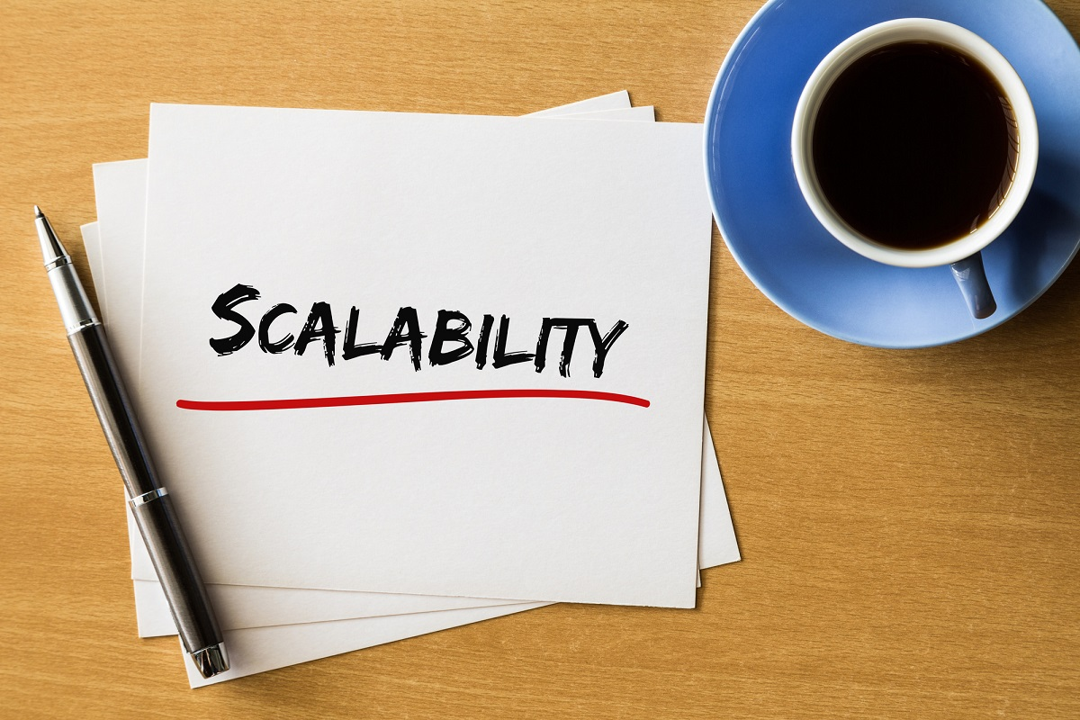 If you are in the professional working world, chances are you have heard of scaling your business- but what does it mean exactly?