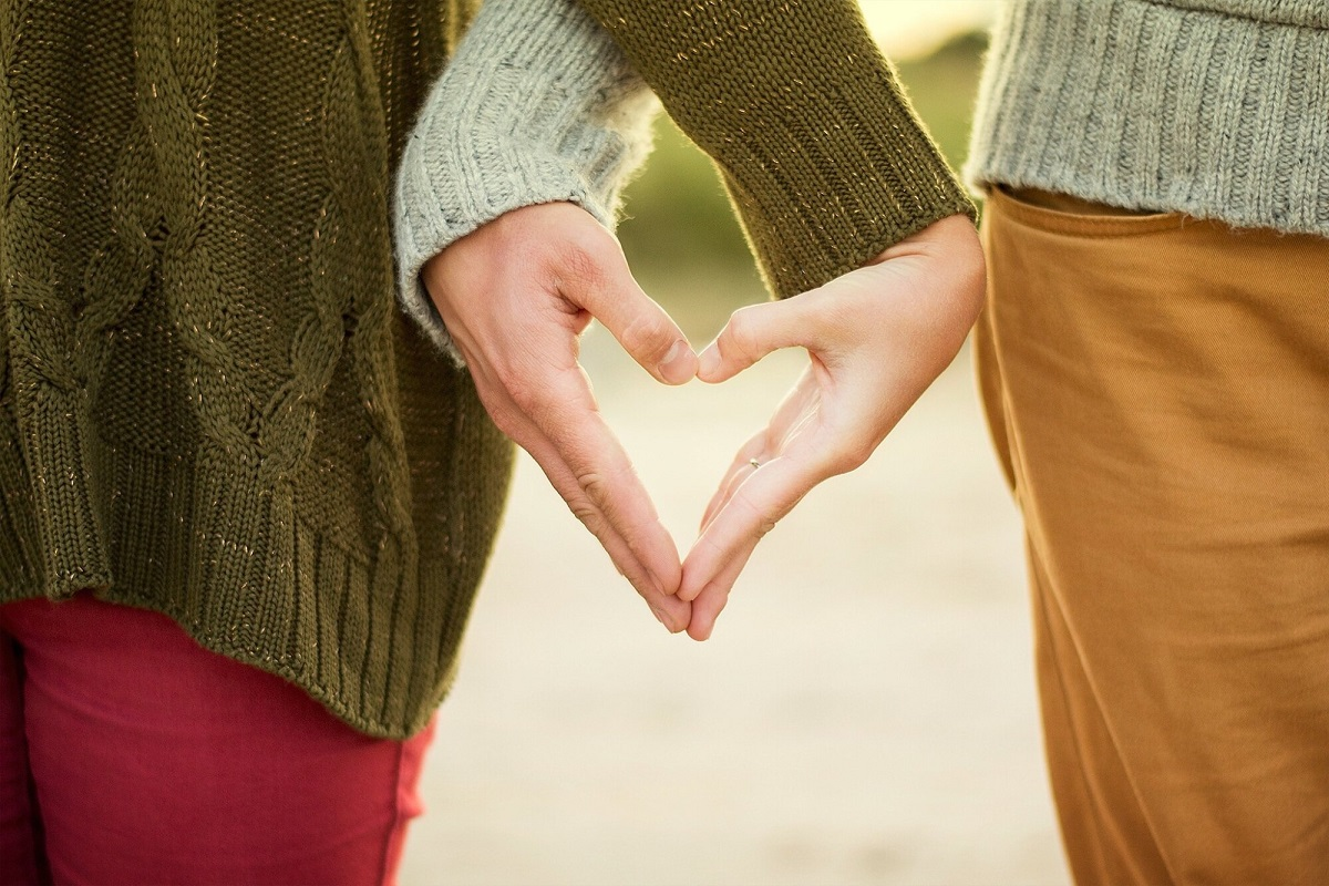 A physical expression of intimacy is a powerful experience and moment of bonding. This article shares three ways to express your love through touch.