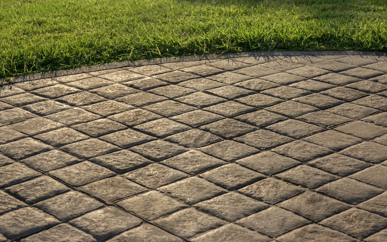 Considering stamped concrete for your restaurant or cafe's outdoor dining area? Click here to learn some styles that your customers will love.
