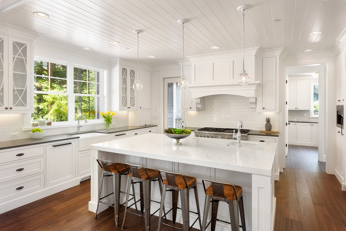 A kitchen remodel is exciting! It also requires careful planning. See 7 key ideas for effective remodeling and kitchen design.