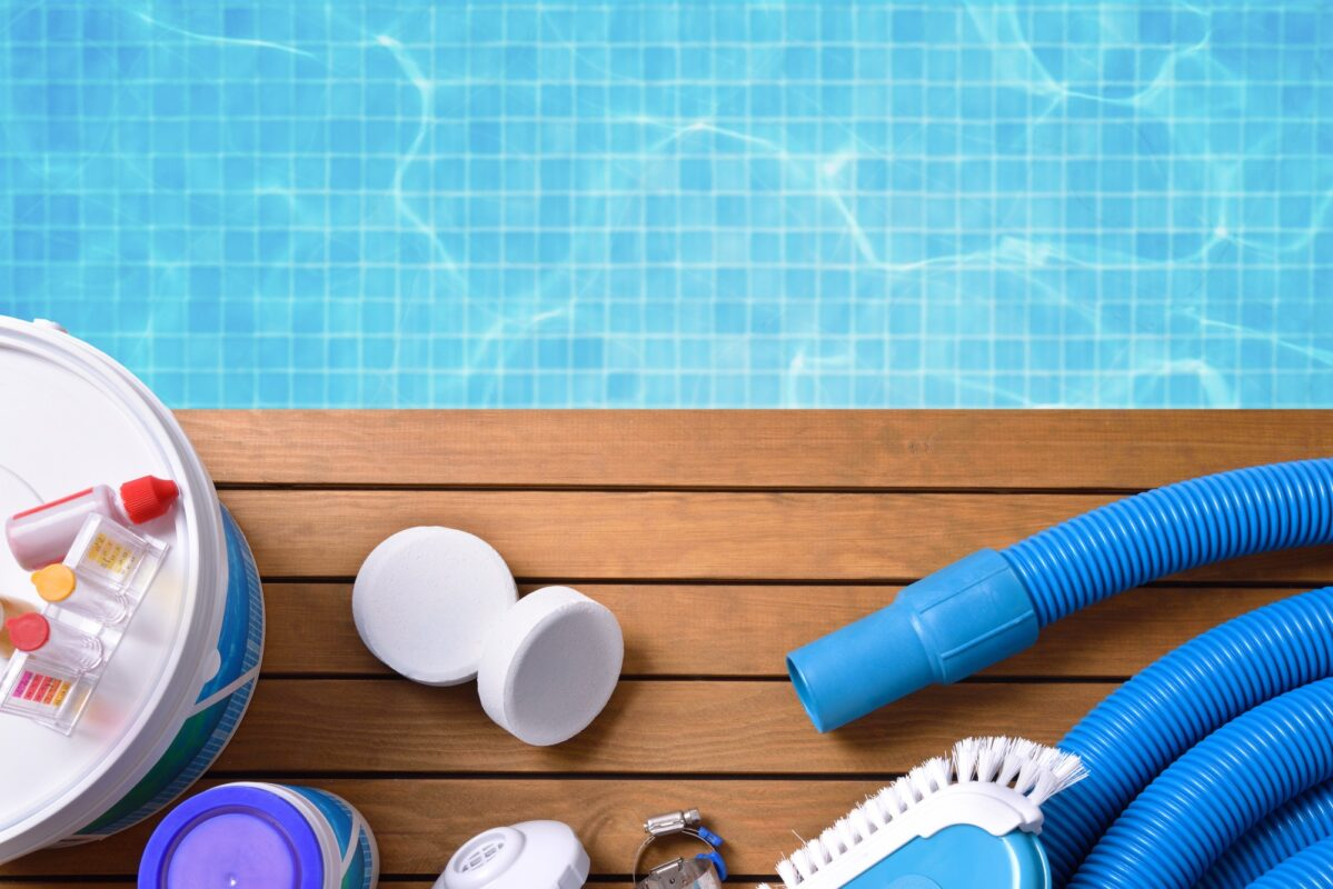 Are you a new pool owner? Welcome to the club! Read on to find out what pool supplies you'll need to keep your new pool clean.