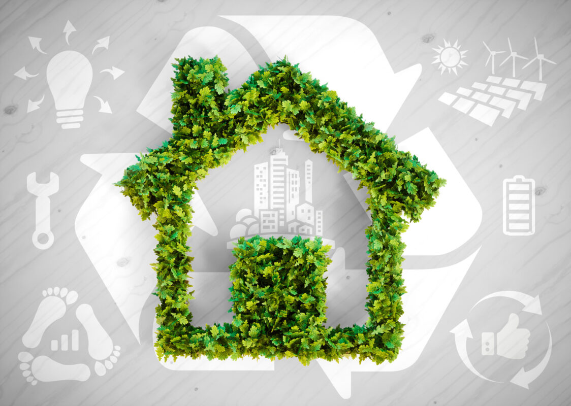 Are you trying to keep the heat in? Here are five innovate eco-efficient home renovation projects designed to reduce your heating bill.