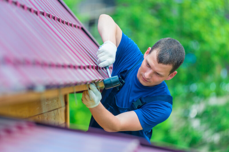 Are shingles falling off your roof? It might be time for you to get a replacement. Keep reading to learn what to expect out of the roof replacement process.