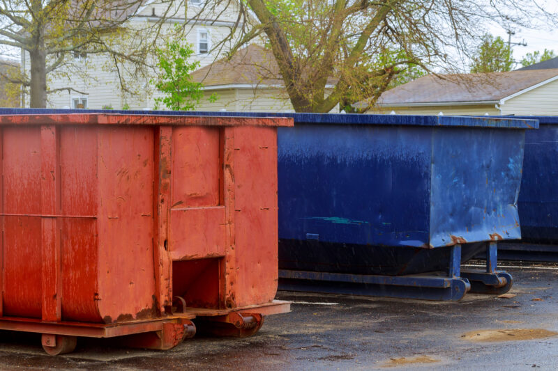 If you're trying to budget for the right dumpster for you, you may be wondering: how much can I fit in a 10 yard dumpster? We'll answer to your question here!