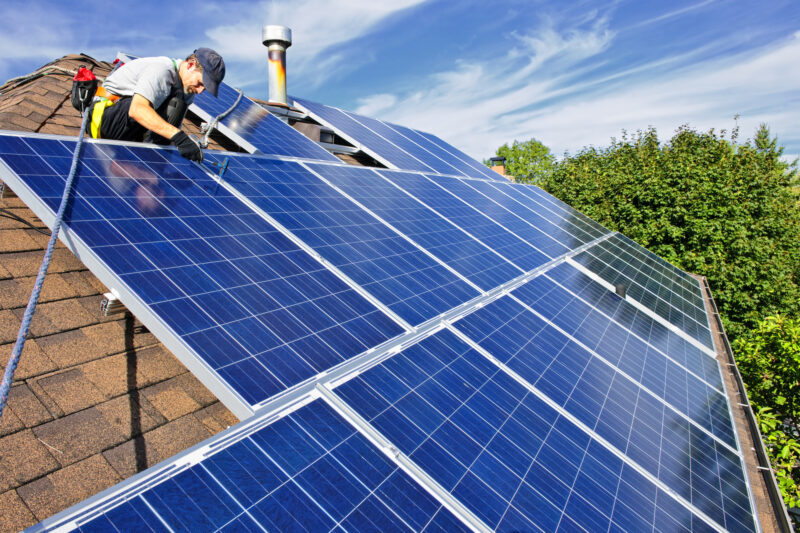 There are several types of solar panels you have to choose from for your home. You can learn more about these options by clicking here.