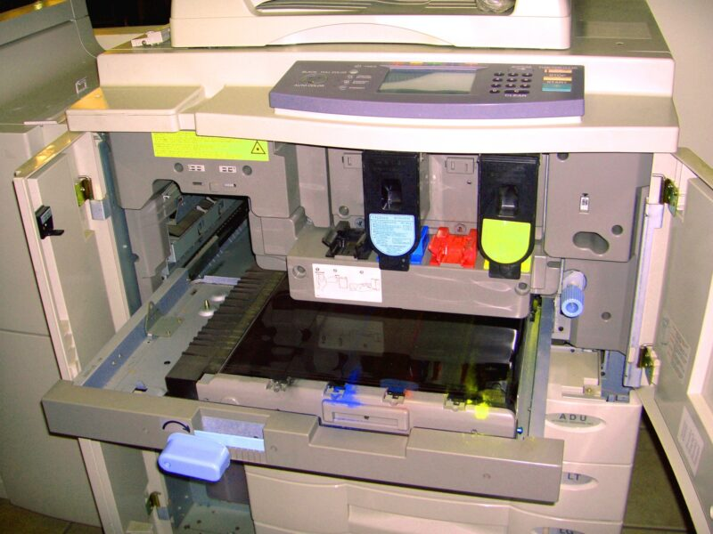 Finding the right copy machine to rent for your office needs requires knowing your options. Here are factors to consider when renting copy machines.