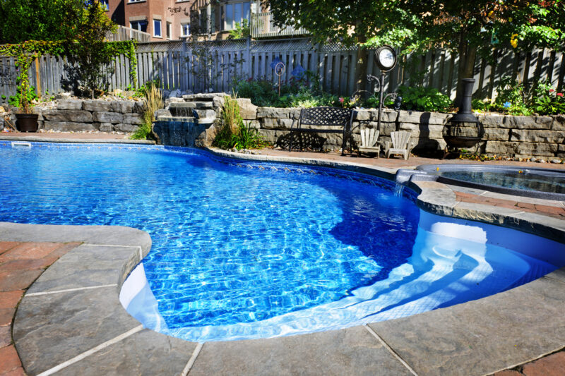 Are you almost done saving for your new pool? To go over the budget, make sure you take a look at this pool installation cost guide below!