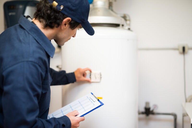 There are many different types of water heater noises. Some are harmless, some might mean trouble. Click here to learn more!