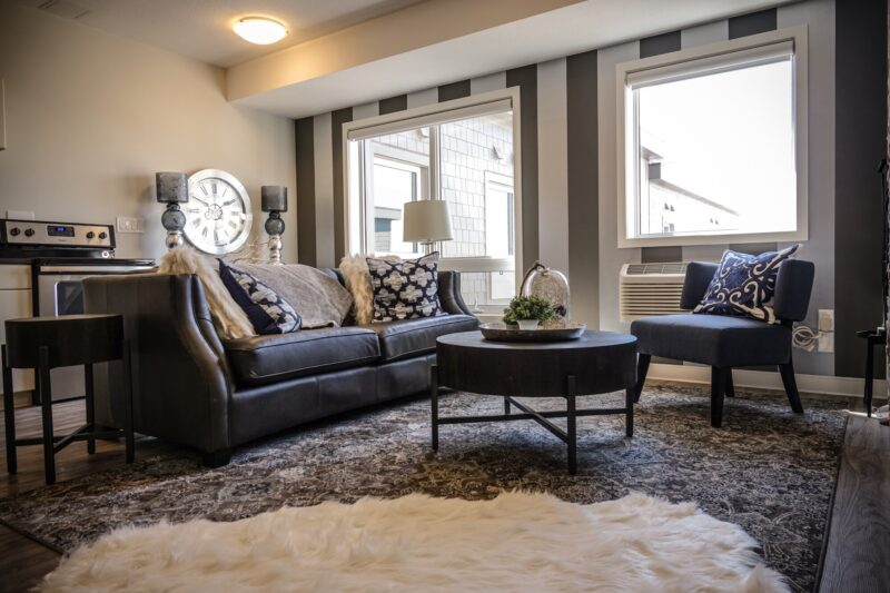A rug can pull any room together but choosing the right one is not easy. Click here to learn which rug shape fits best in your space.