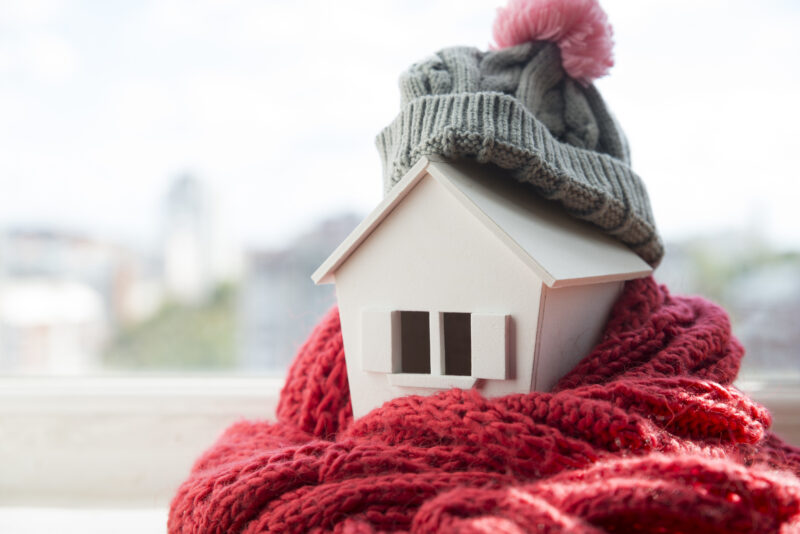 If your house has poor insulation, it probably gets cold in the winter months. This guide explains how to keep a poorly insulated house warm.