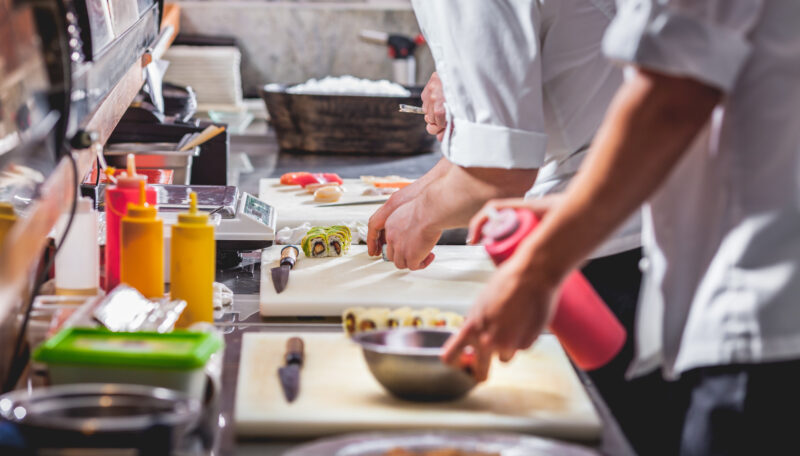 Keeping the food in your restaurant safe requires knowing what can hinder your progress. Here are the top five food safety mistakes to avoid for restaurants.