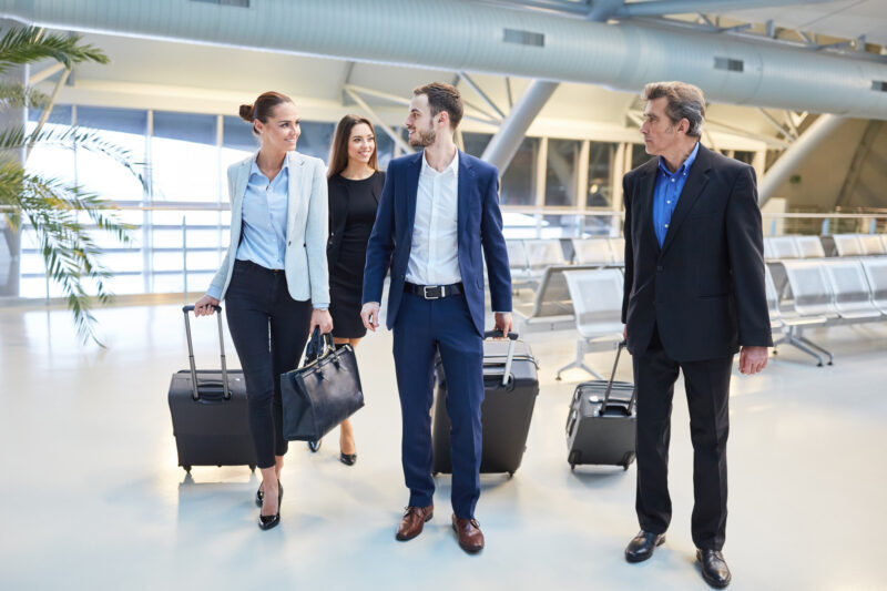 Do you want to be able to save even more money when flying abroad for meetings? Here are the tax rules that apply to international business travel expenses.